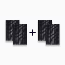 B1t1 pro studio beauty exclusives hair velcro pad black