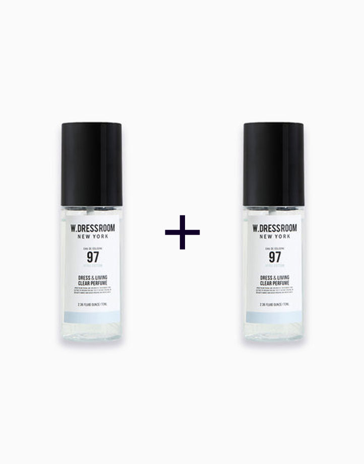 Dress & Living Clear Perfume No. 97 (April Cotton) (Buy 1, Take 1) by W.Dressroom