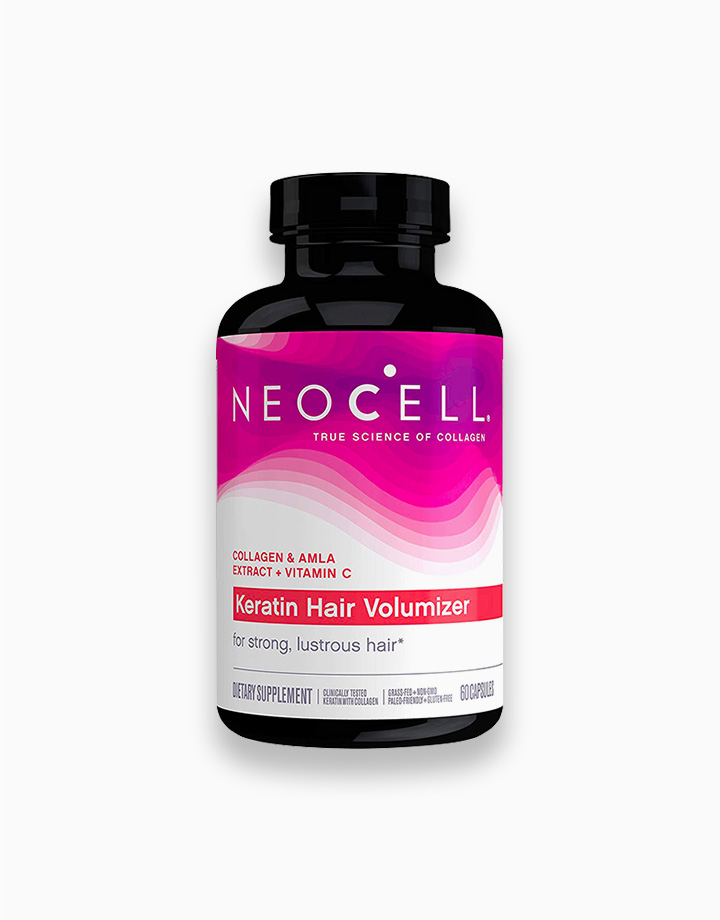 Neocell Keratin Hair Volumizer (60 Capsules) by Neocell