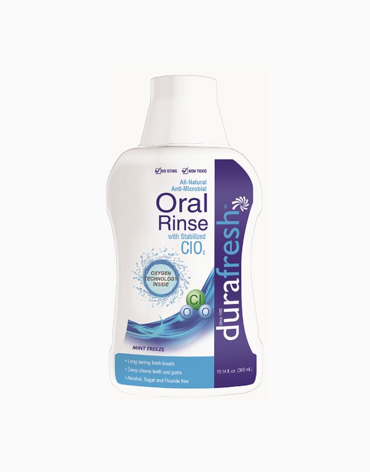 Durafresh Oral Rinse Mint Freeze (300ml) by Durafresh