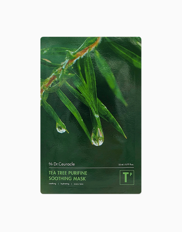 Tea Tree Purifine Soothing Mask by Dr. Ceuracle