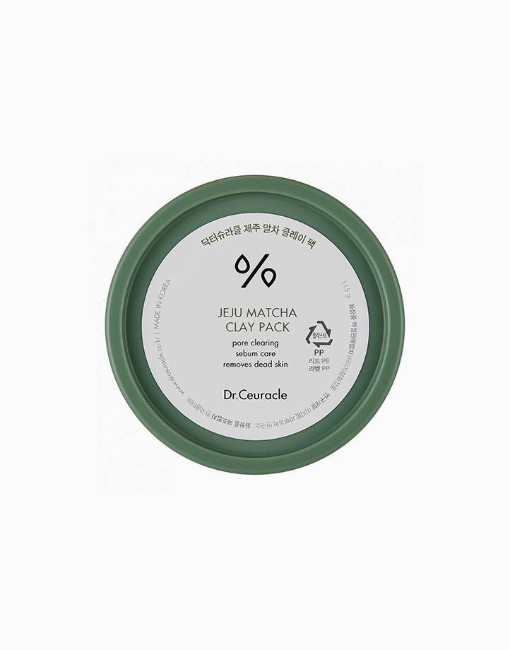 Matcha Clay Pack by Dr. Ceuracle