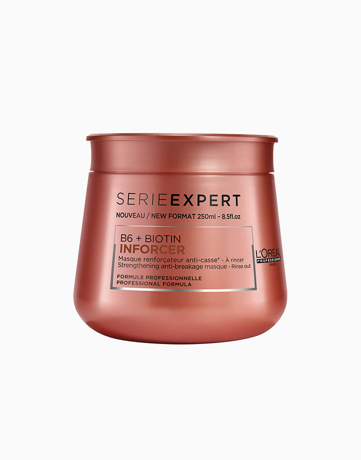 L'Oreal Serie Expert Inforcer Strengthening Anti-Breakage Masque (250ml) by L'Oreal Professionnel