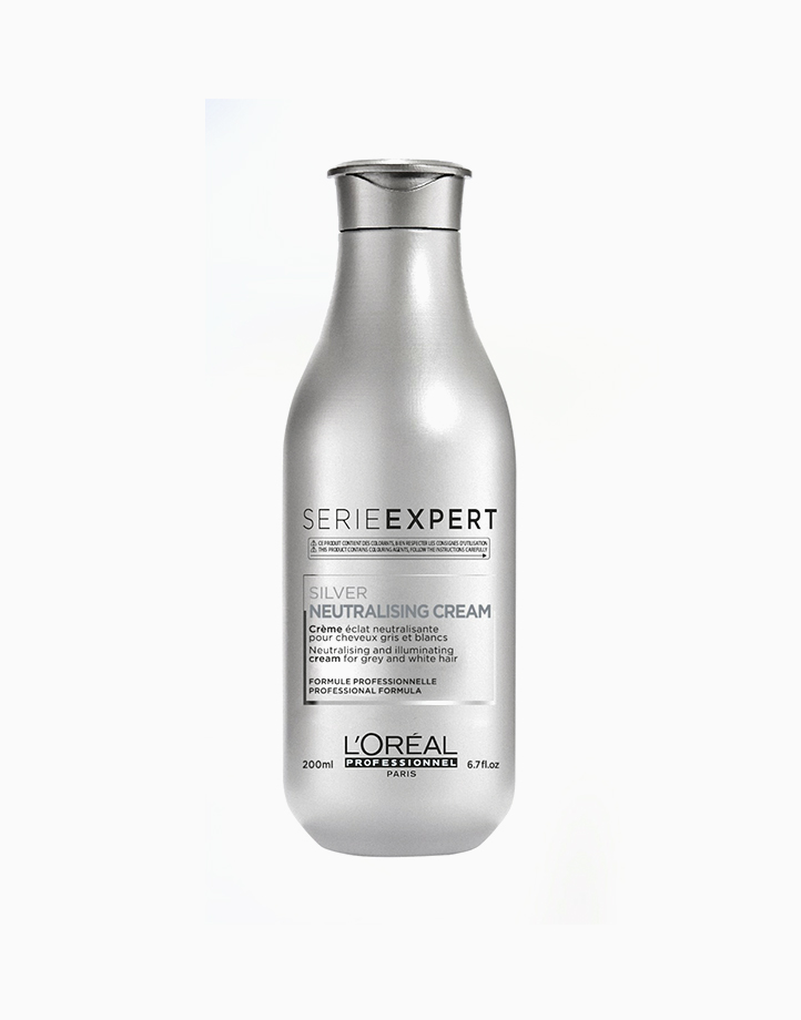 L'Oreal Serie Expert Silver Neutralising Cream (200ml) by L'Oreal Professionnel