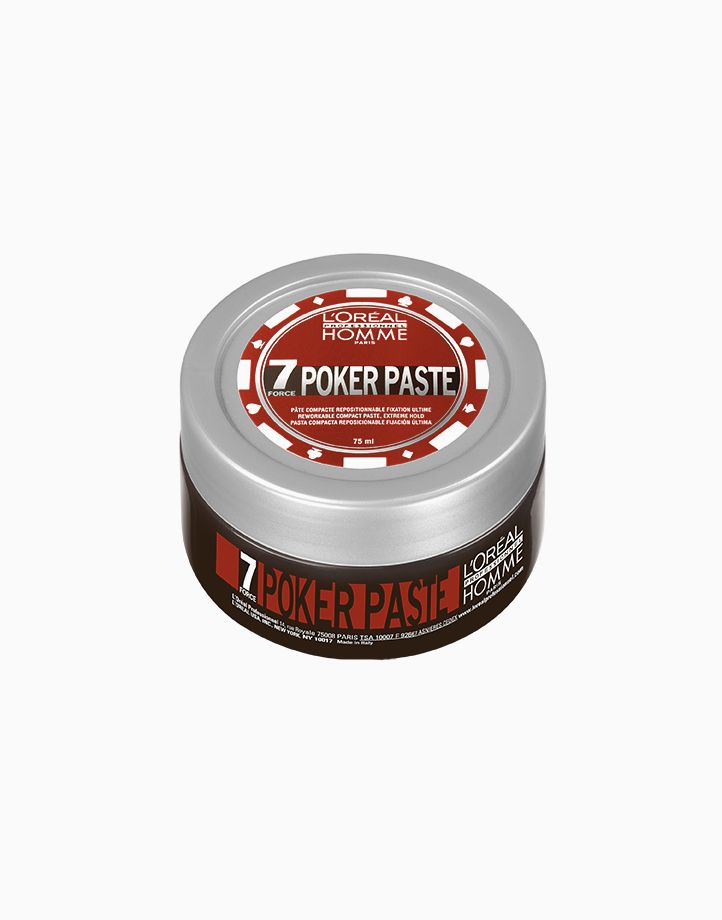 L'Oreal Homme Poker Paste by L'Oreal Professionnel