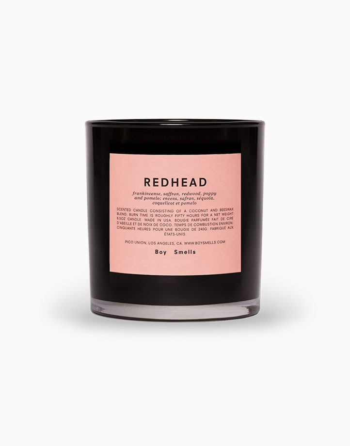Redhead Scented Candle (240g) by Boy Smells
