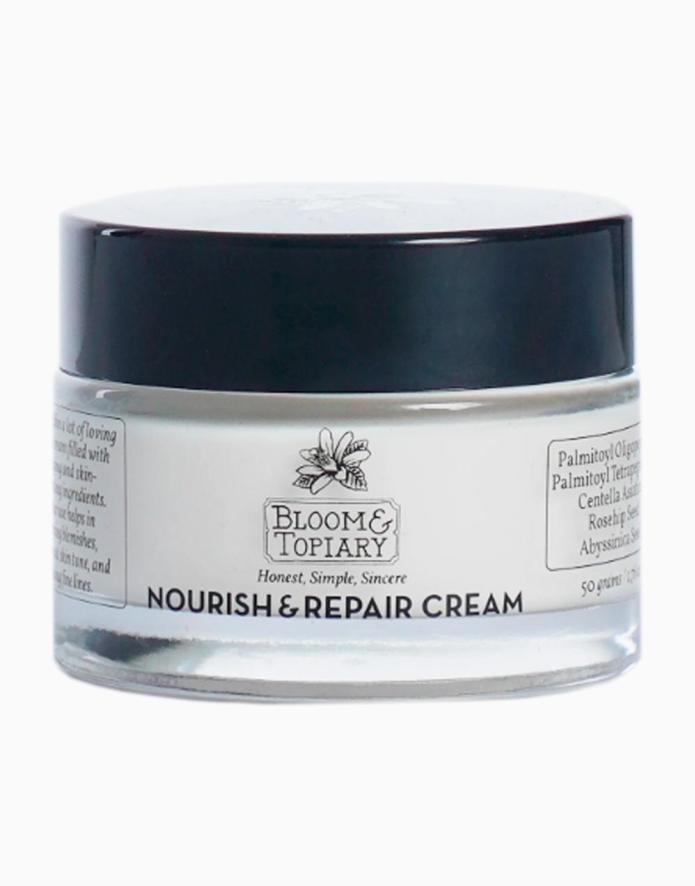 Nourish & Repair Cream by Bloom & Topiary