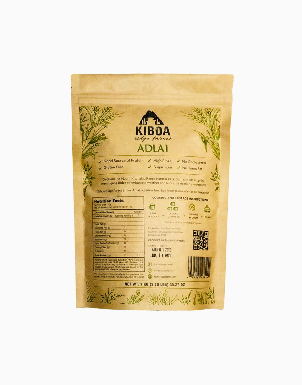 Adlai (1kg) by Kiboa Ridge Farms