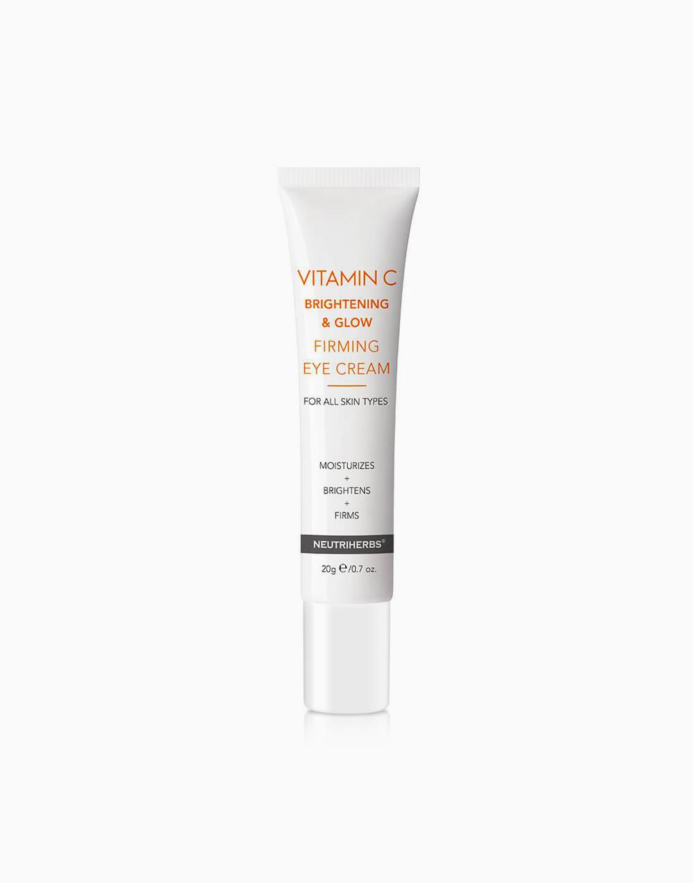 Vitamin C Brightening & Glow Firming Eye Cream by Neutriherbs