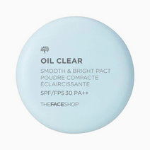 Tfs oil clear smooth   bright pact spf30 pa   n203