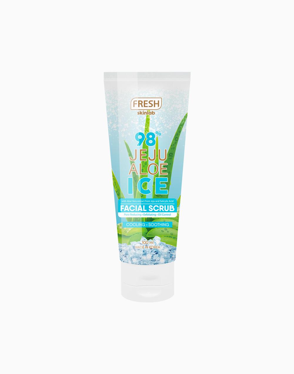 Fresh Skinlab Jeju Aloe Ice Facial Scrub (100ml) by Fresh Philippines