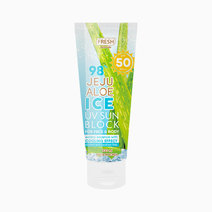 Jeju Aloe Ice UV Sunblock (100ml) by Fresh Philippines