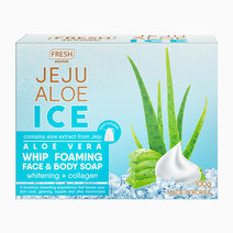Jeju Aloe Ice Whip Foaming Face & Body Soap (100g) by Fresh Philippines