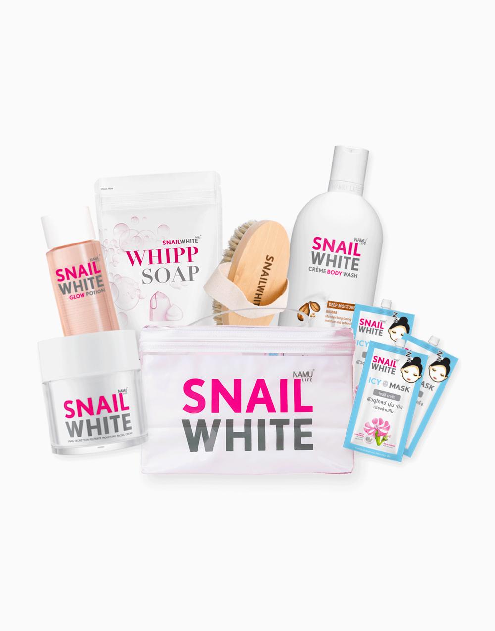 Holy Grail Essentials Set by SNAILWHITE