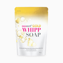Snailwhite whipp soap gold   draft   will add ingredient lists