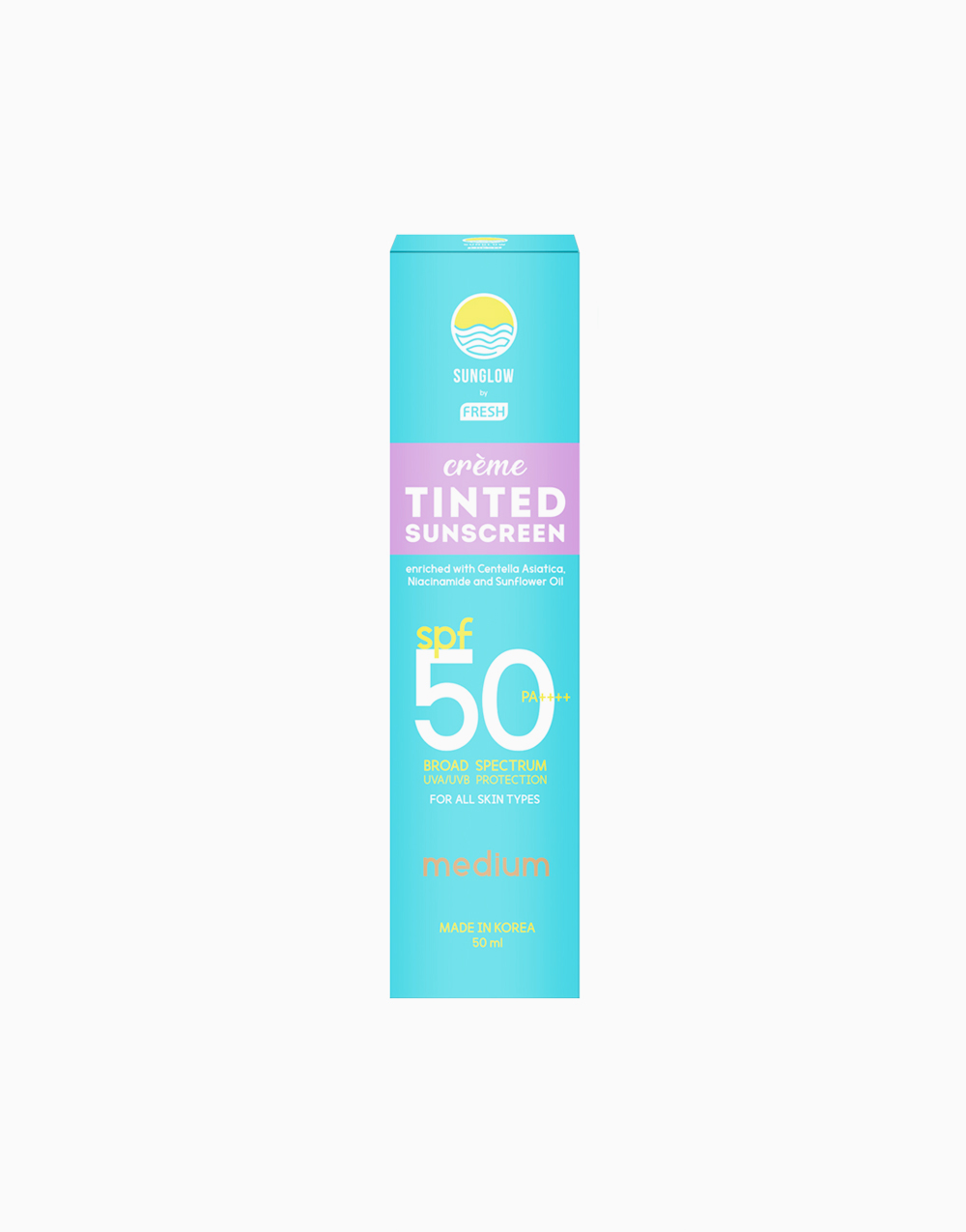 Sunglow by Fresh Tinted Sunscreen (50ml) by Fresh Philippines | Medium