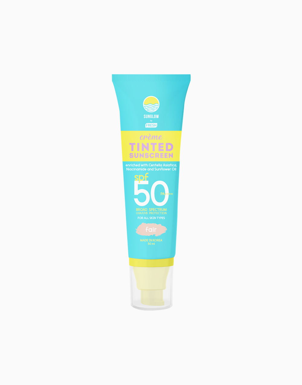 Sunglow by Fresh Tinted Sunscreen (50ml) by Fresh Philippines | Fair