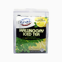 Malunggay Iced Tea Juice Drink Mix (12s) by Orich