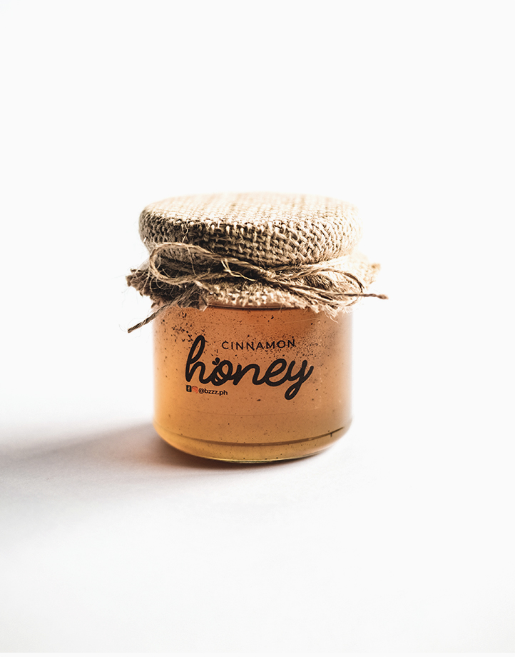 Cinnamon Honey (200ml) by Bzzz PH