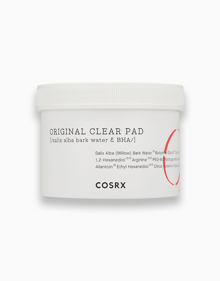 One Step Original Clear Pads by COSRX