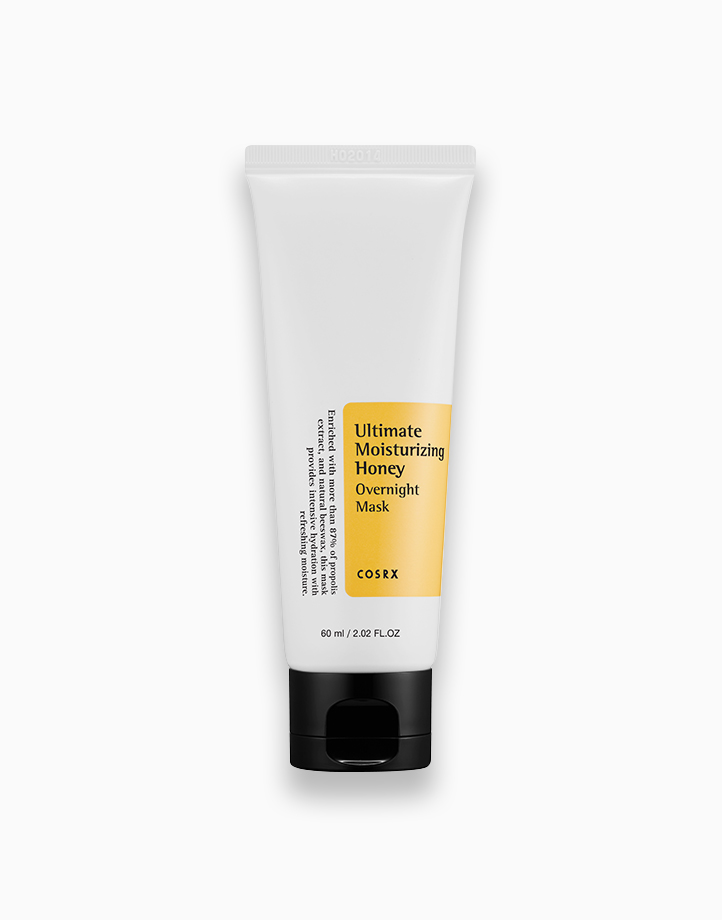 Ultimate Honey Overnight Mask by COSRX