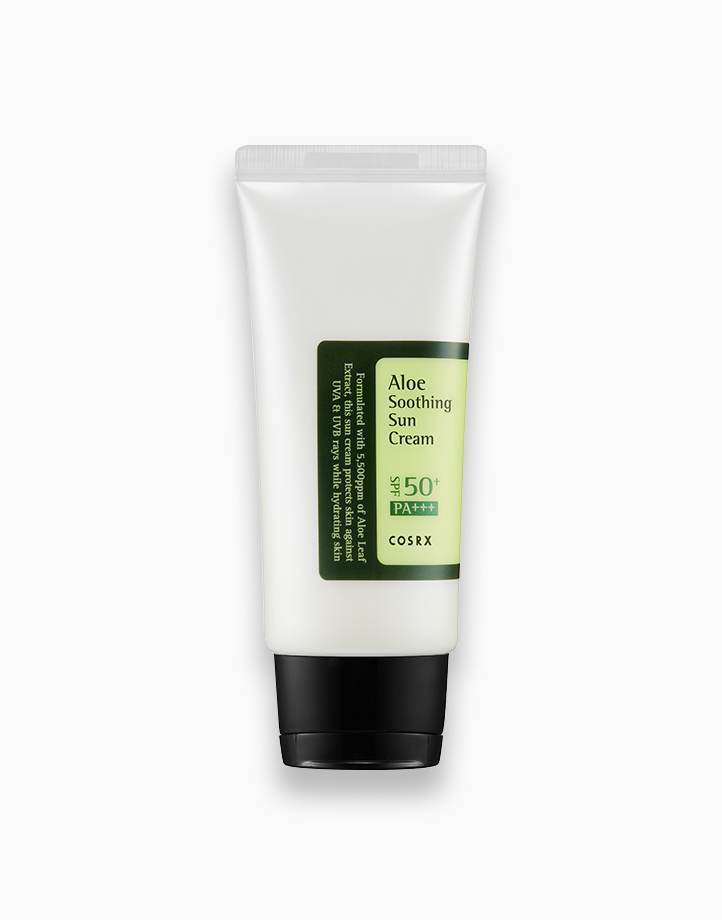 Aloe Soothing Sunscreen SPF50 PA+++ by COSRX