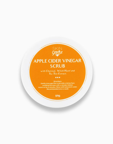 Apple Cider Vinegar Scrub by Skin Genie