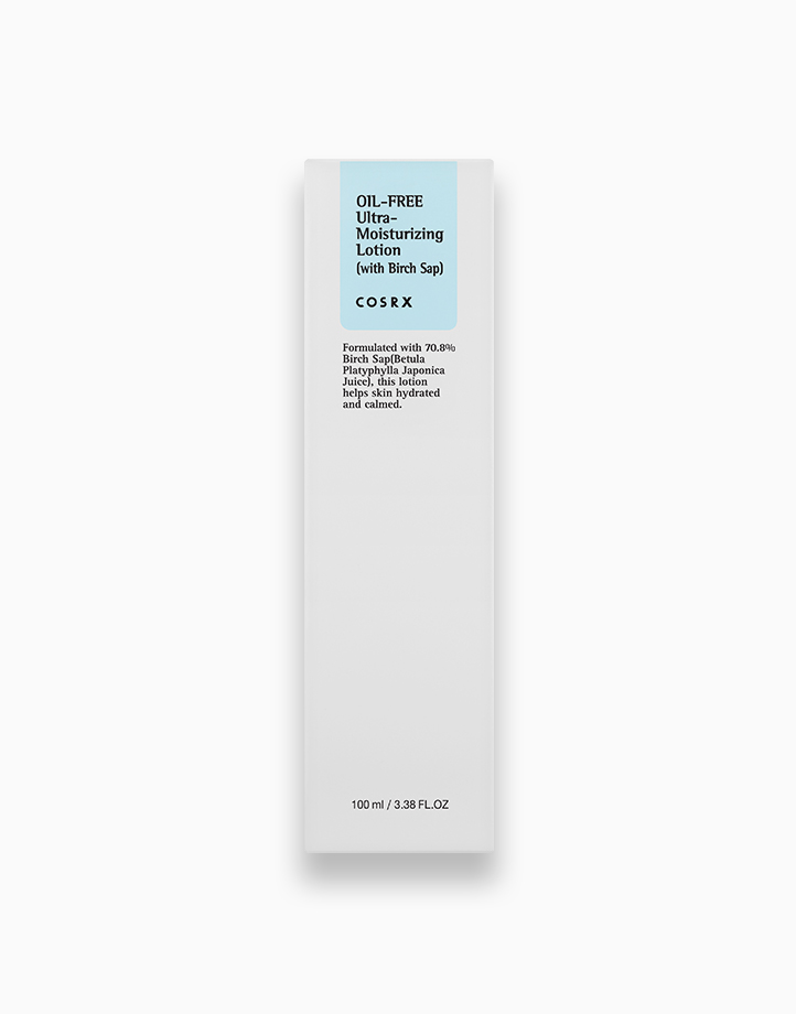 Oil-Free Ultra-Moisturizing Lotion by COSRX