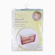 Crib Net w/ Zip Opening (BW1818) by BabyWorld PH