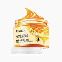 Honey Moisturizing Face Mask by Images