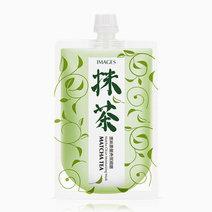Images matcha tea moisturizing mask