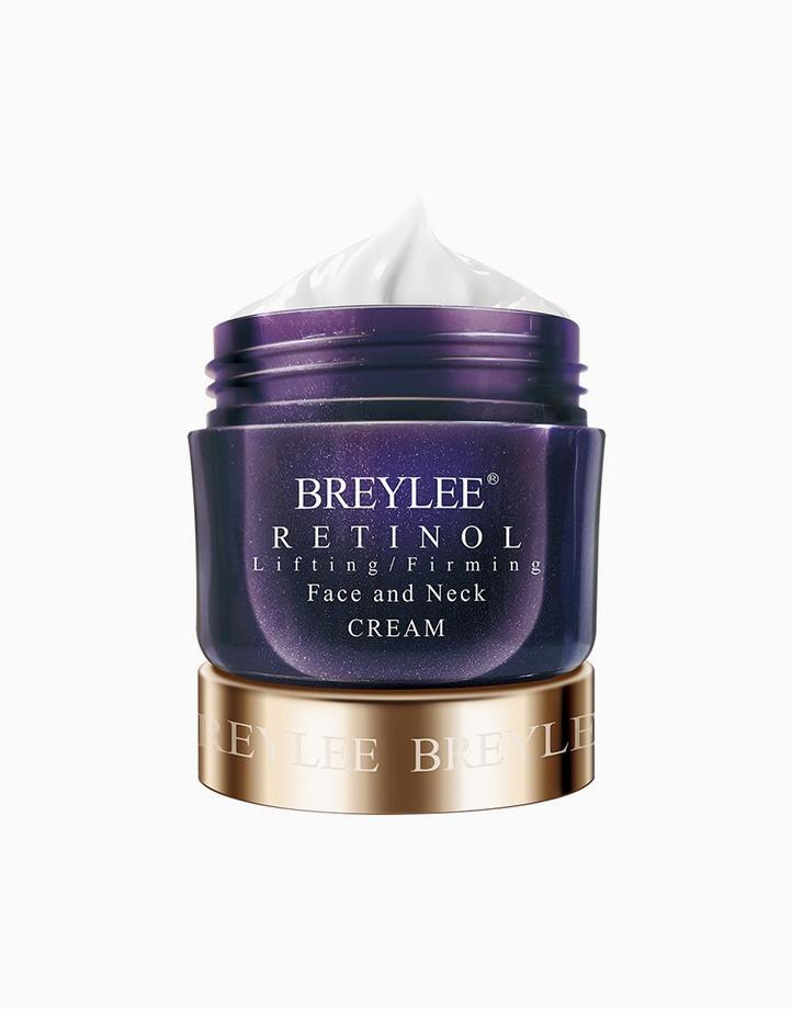 Retinol Lifting Face and Neck Cream by Breylee