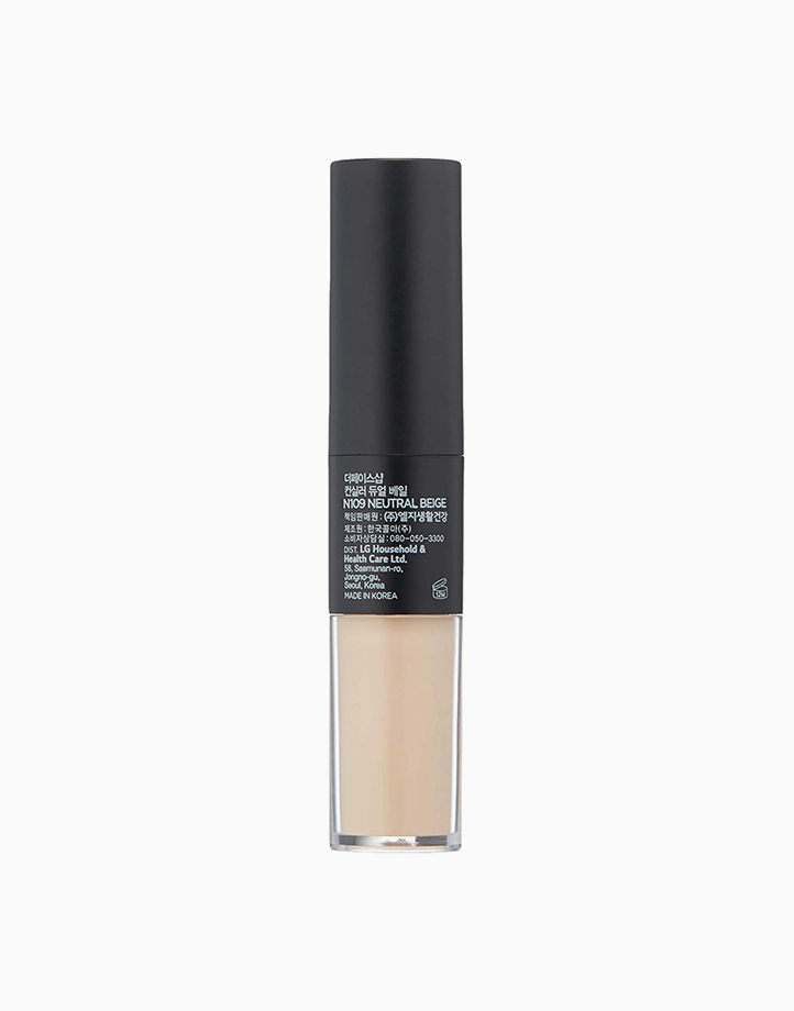 Concealer Dual Veil by The Face Shop | N109