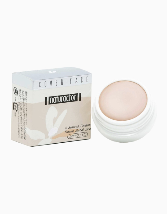 Cover Face Concealer Foundation by Naturactor | # 140