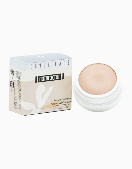 Cover Face Concealer Foundation by Naturactor | # 141