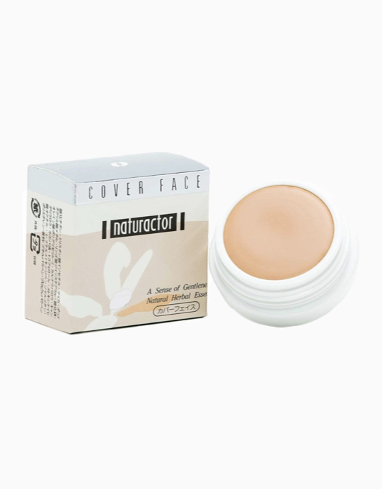 Cover Face Concealer Foundation by Naturactor | # 151