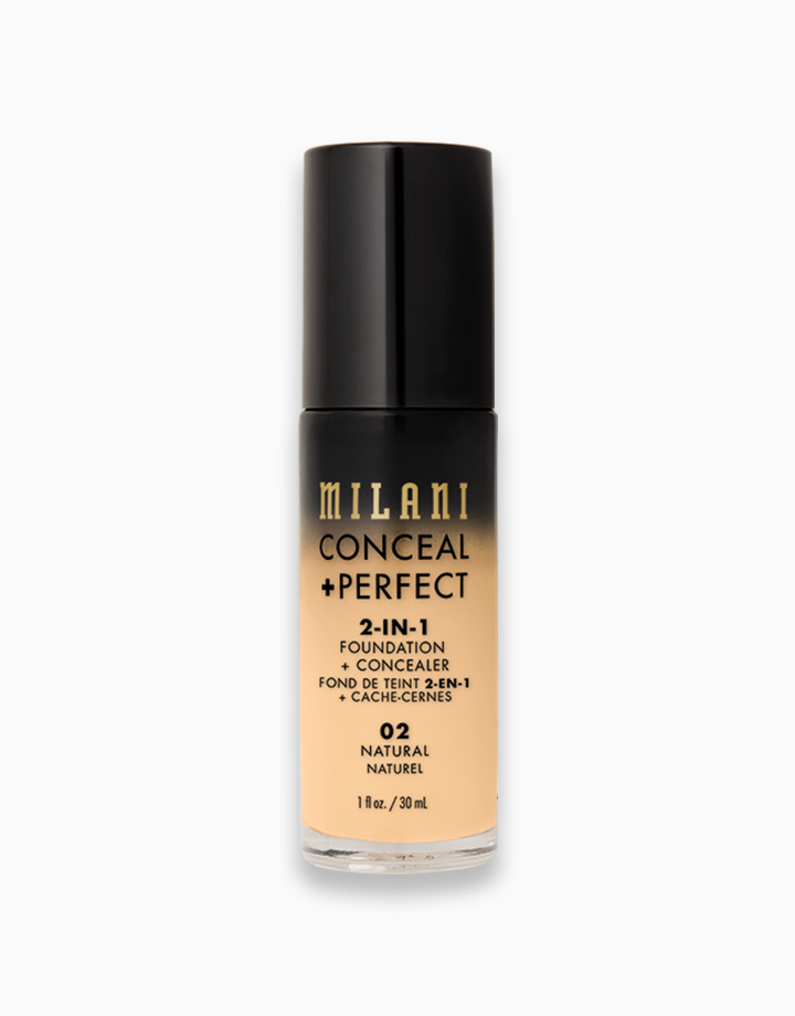 Conceal + Perfect 2-in-1 Foundation + Concealer by Milani |