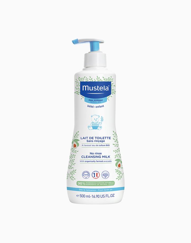 No Rinse Cleansing Milk (500ml) by Mustela