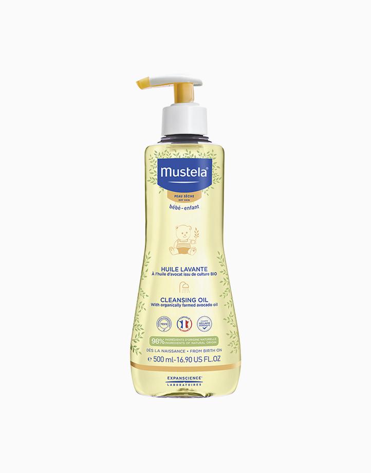Cleansing Oil (500ml) by Mustela