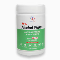75% Alcohol Hand Wipes (100 Wipes) by Adam Esli Wipes