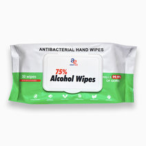 75% Alcohol Hand Wipes (50 Wipes) by Adam Esli Wipes