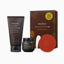 Innisfree super volcanic pore duo set 2x