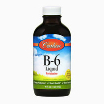 Liquid Vitamin B6 (120 ml) by Carlson
