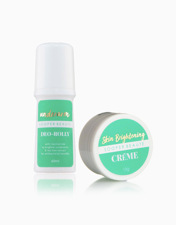 Underarm Duo by Sooper Beaute