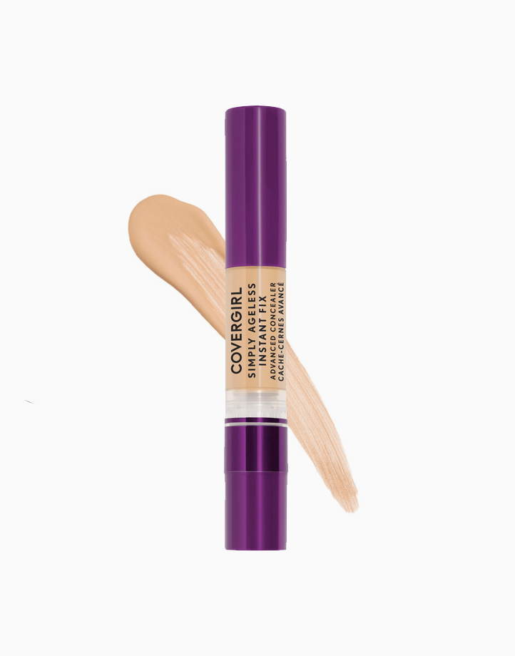 Simply Ageless Insta Fix Concealer by CoverGirl | Light