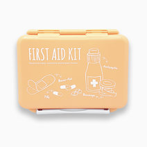 Lulu travels first aid kit in orange 1