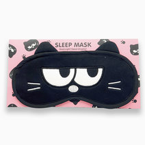 Lulu travels sleep mask in cool cat