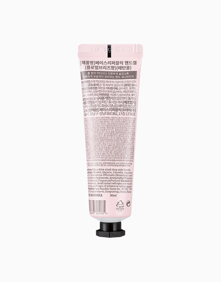 Floral Breeze Hand Gel 30mL by Face Republic