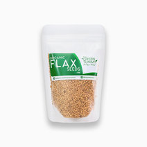Organic Flaxseeds (140g) by The Green Tummy