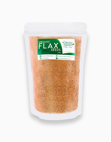 Organic Flaxseeds (1000g) by The Green Tummy
